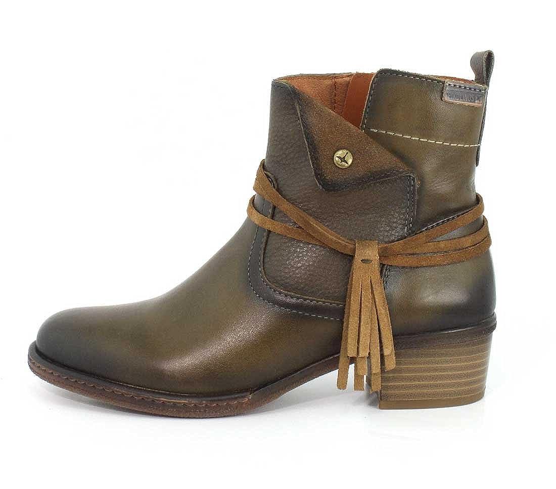 Pikolinos damen damen damen Zaragoza W9H-8800 Leather Stiefel 3a4e5c