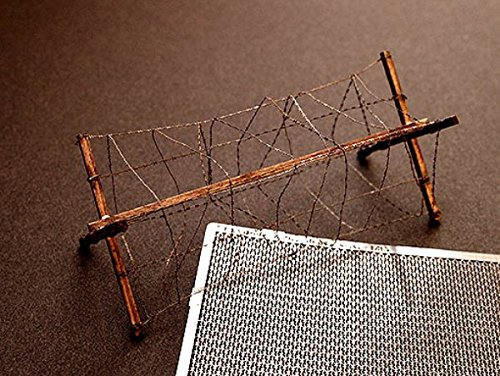 - Plus Model 1:35 Gooseberry WWII Wood & PE Diorama Accessory #267