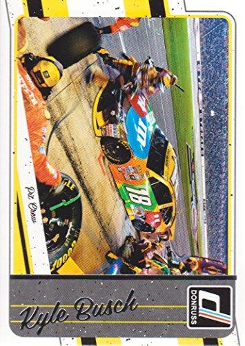(2017 Donruss NASCAR Racing #95 Kyle Busch Pit Crew )