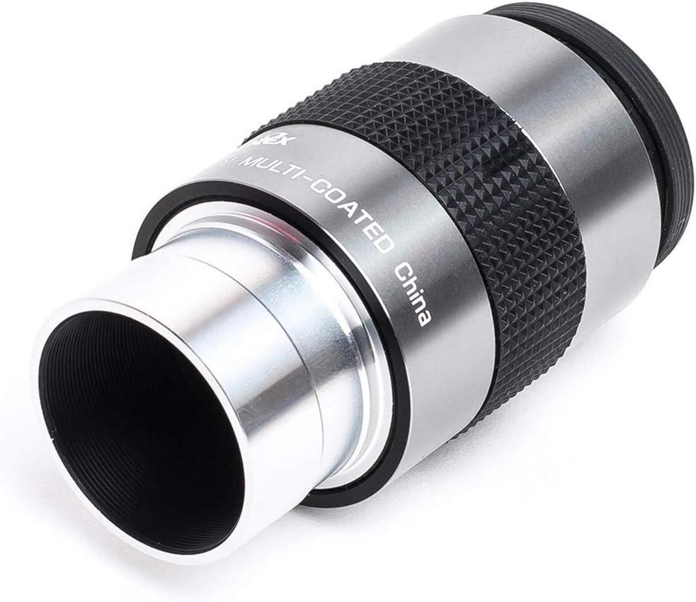 Meoptex 1-1//4 Super Plossl 4MM 6MM 9MM 12MM 15MM 32MM 40MM Eyepiece Green Lens 9mm