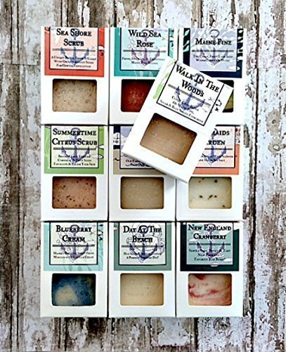 Casco Bay Soap Co. Boxed Soap