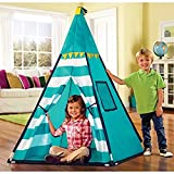 Discovery Kids Turquoise Adventure Teepee Tent