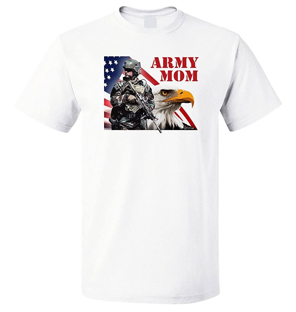 My Son is a Marine US Army Mother My Son is in The Army USMC Shirt Army Mom Marine USMC Mom Shirt