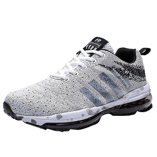 vente chaude fournir un grand choix de plus gros rabais Beikoard Chaussures de Course Travail Running Sports Trail ...