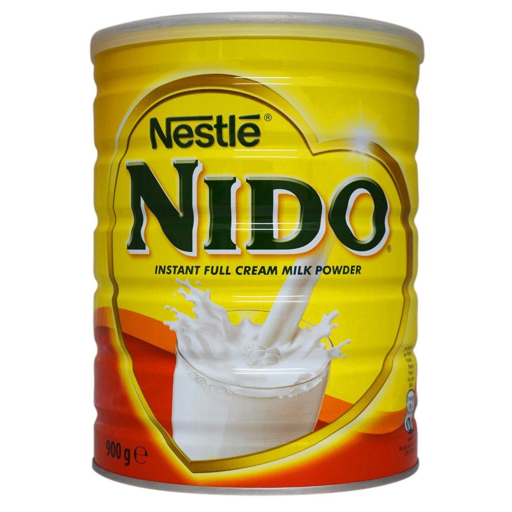 Nestlé Nido instantánea completa Crema de leche en polvo ...
