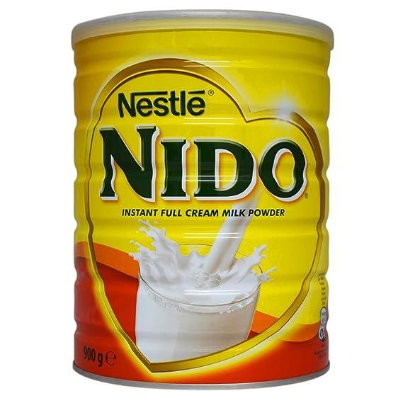 Nestlé Nido instantánea completa Crema de leche en polvo - 1 x 900gm
