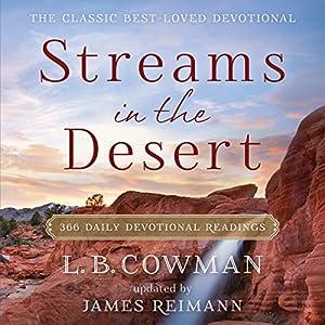 Streams in the Desert Audiobook