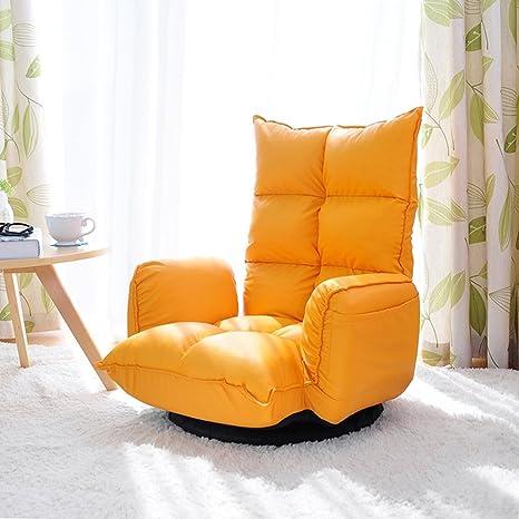 Silla de sofá 360 Degree Swivel plegable Video Game Chair ...
