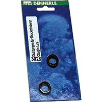 Dennerle 3028 Ersatzdichtung Mehrweg-Druckminderer Classic-Line 2er - Set
