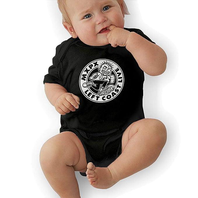 Amazon.com: Terry MxPx - Mono unisex para bebé, color negro ...