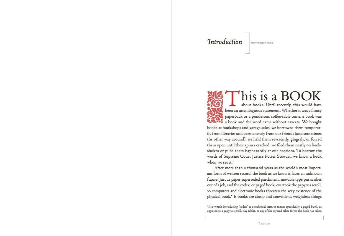 The Book: Keith Houston: 0884613800826: Books - Amazon.ca