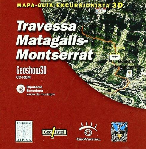 Travessa Matagalls - Montserrat (Geoshow 3D): Amazon.es ...