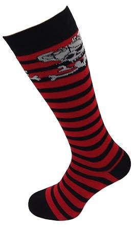 PESAIL s733 Chaussettes genou Chaussettes couleurs assorties 35-42 Femme G1  - Rouge -  Amazon.fr  Vêtements et accessoires 55bef0c1afb