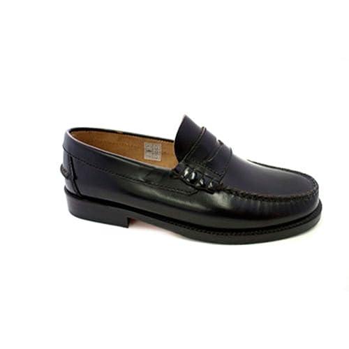 Castellanos Tallas Grandes 48 y 49 Danka en Negro T1533 Talla 48: Amazon.es: Zapatos y complementos