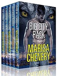Big City Pack Boxed Set