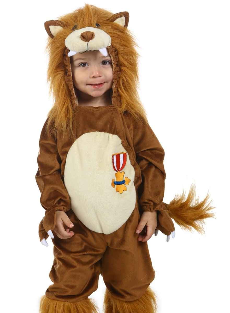 Princess Paradise Baby's The Wizard of Oz Cowardly Lion, Brown, 12 to 18 Months