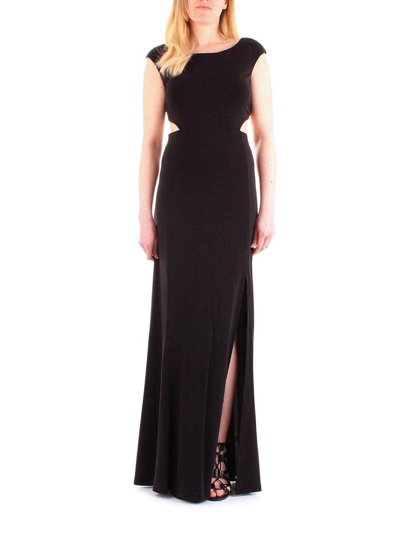 - Patrizia Pepe Women's 2A1947A3EVK103 Black Viscose Dress