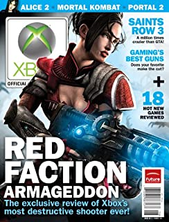 Official Xbox Magazine [with DVD] (B000OYCLIG) | Amazon price tracker / tracking, Amazon price history charts, Amazon price watches, Amazon price drop alerts