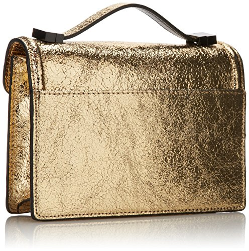RANDALL Gold Cross Body Mini Rider LOEFFLER Bag fx70Sqq6
