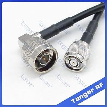 Ochoos Tanger RP-TNC - Cable coaxial para conector macho N macho ...