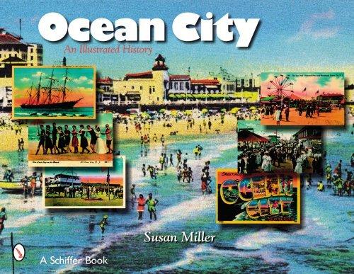 Ocean City, N.J. by Susan K Miller - Mall Nj Ocean