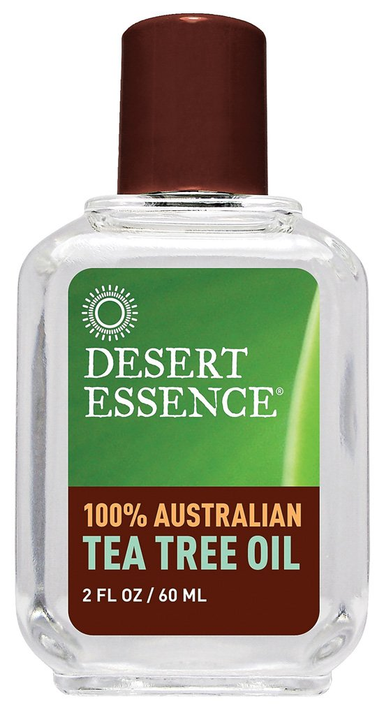 Desert Essence 100% Australian Tea Tree Oil 2 oz
