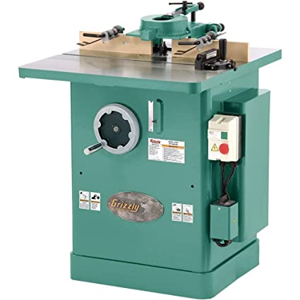 grizzly g1026 shaper 3 hp power table saws amazon com rh amazon com