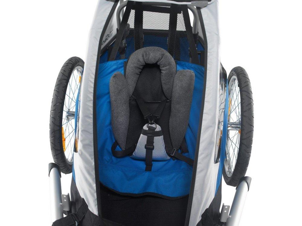 Croozer Fahrradanhänger Sitzstütze für Kinderanhänger: Amazon.de ...