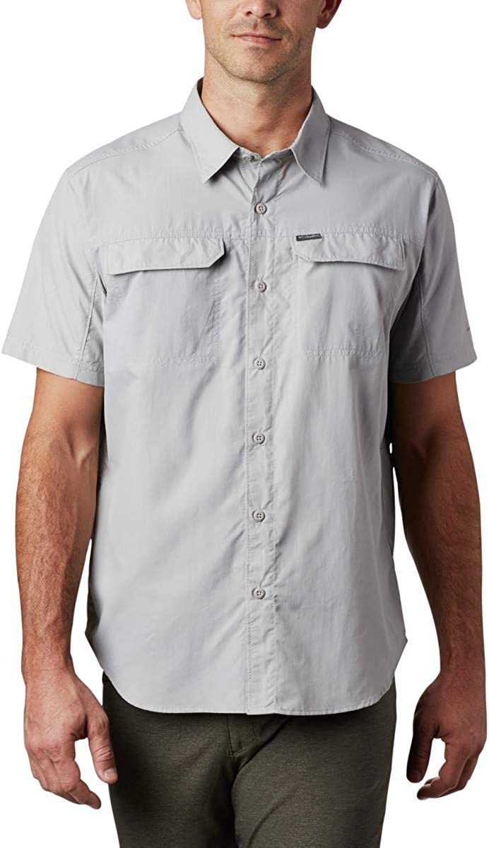 Columbia Men's Silver Ridge 2.0 Short Sleeve Shirt: Clothing