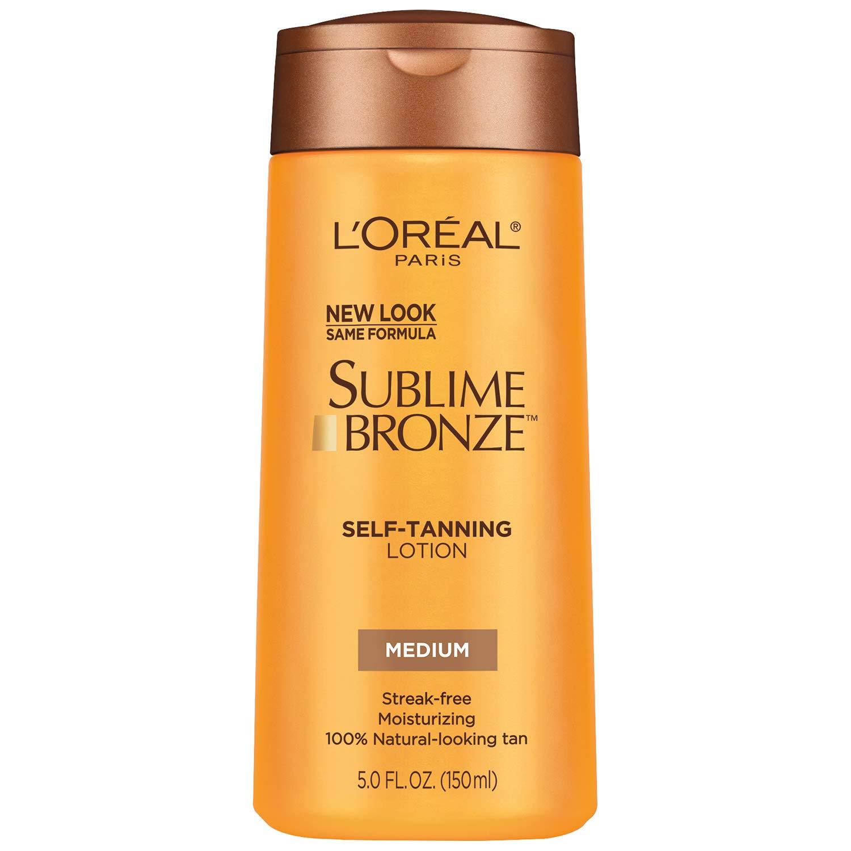 L'Oreal Paris Sublime Bronze Self-Tanning Lotion Medium 5 fl. oz. by L'Oreal Paris