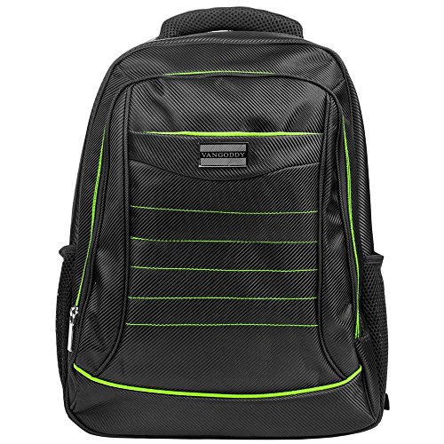 15.6inch Business Backpack Black Red for Acer Aspire / Predator / Chromebook