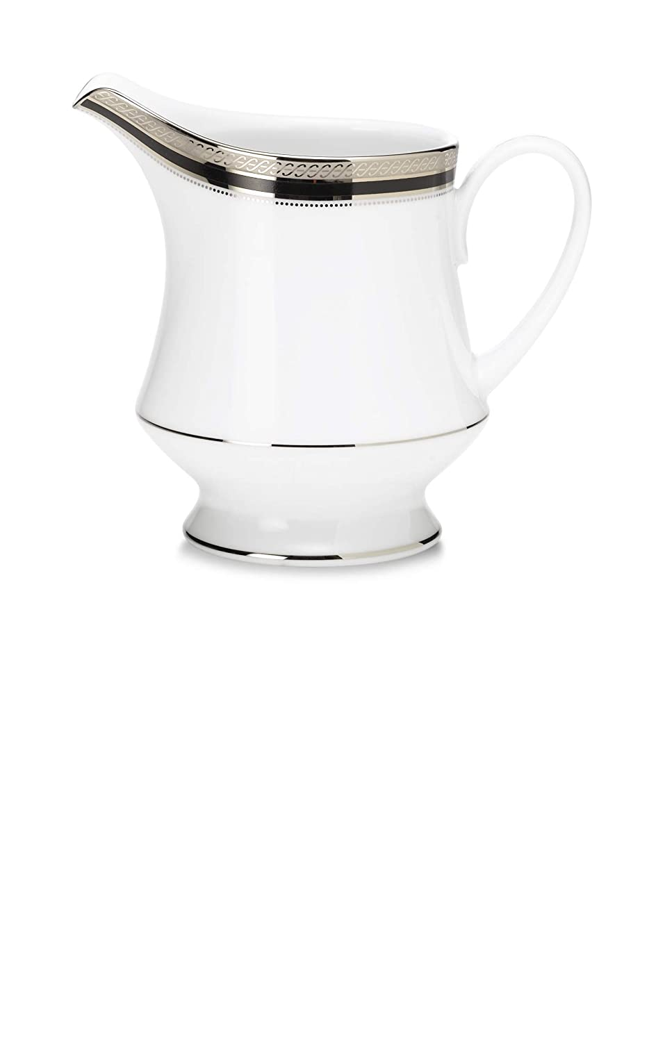 Noritake Austin Platinum Creamer Pitcher Noritake CO. INC. - DROPSHIP 4360 425