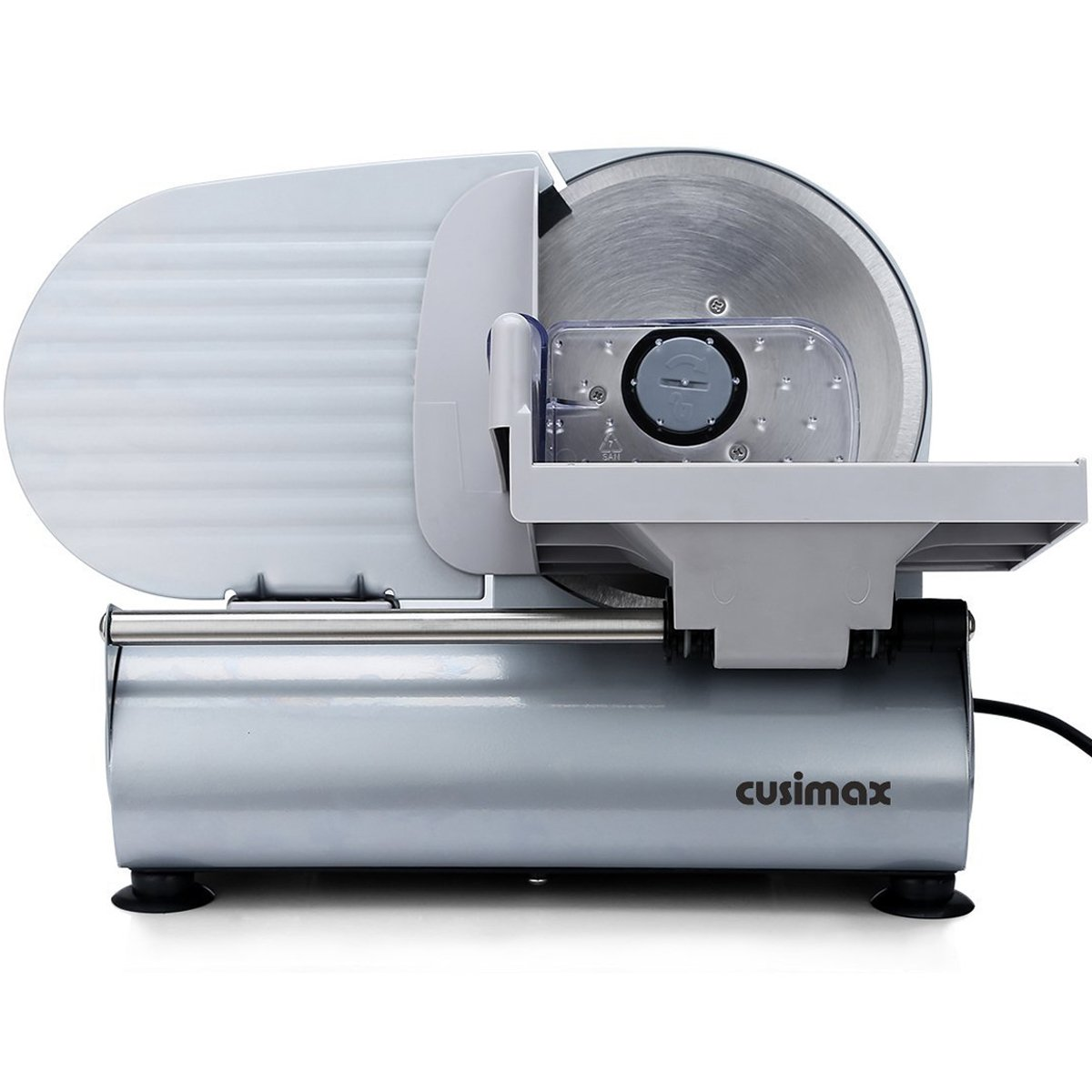 Amazon.com: Cusimax 200W Electric Food Slicer with 7.5-inch Blade ...