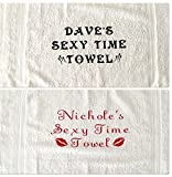 After sex towel, sex rag, couples gift, Valentines Day gag gift, boyfriend gift, personalized gag gift, funny Valentine's gift, gag gift