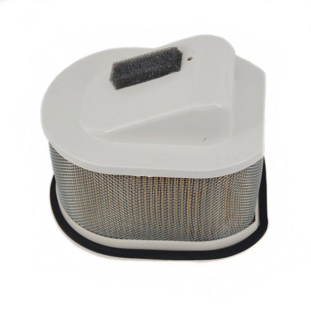 JFGRACING Air Filter Intake Cleaner Replacement for Kawasaki Kawasaki Z800 13-16 Z750 04-12 Z750R 11-12 Z1000 03-09 Z750S 05-07