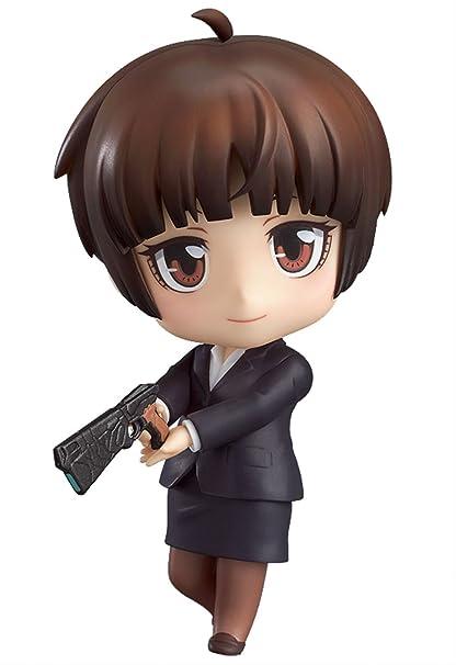 Amazoncom Good Smile Psycho Pass Akane Tsunemori Nendoroid Action