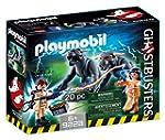 PLAYMOBIL Ghostbusters Venkman and Terror Dogs
