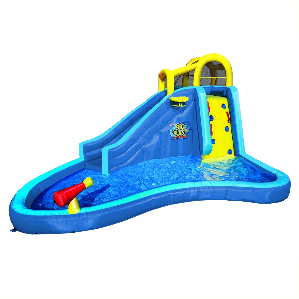 Banzai Big Blast Inflatable Water Park