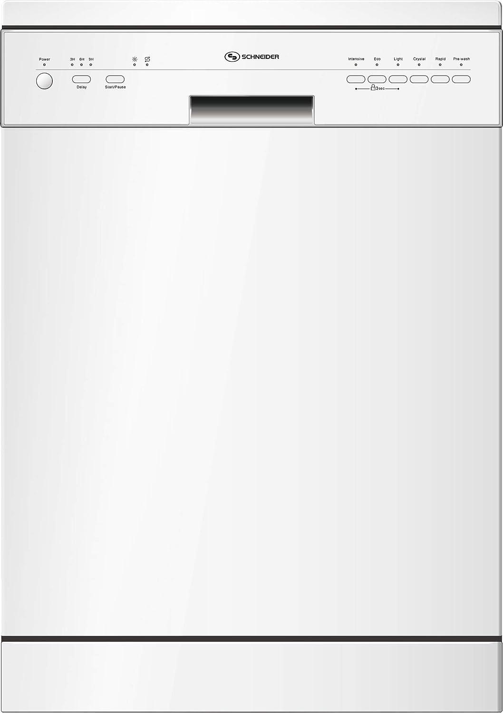 Schneider lavavajillas libre instalación slfs6430b: 246.84: Amazon ...