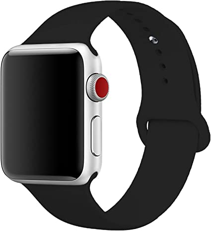Amazon.com: Apple Watch Band 38mm 1.654 in - Sport Edition ...