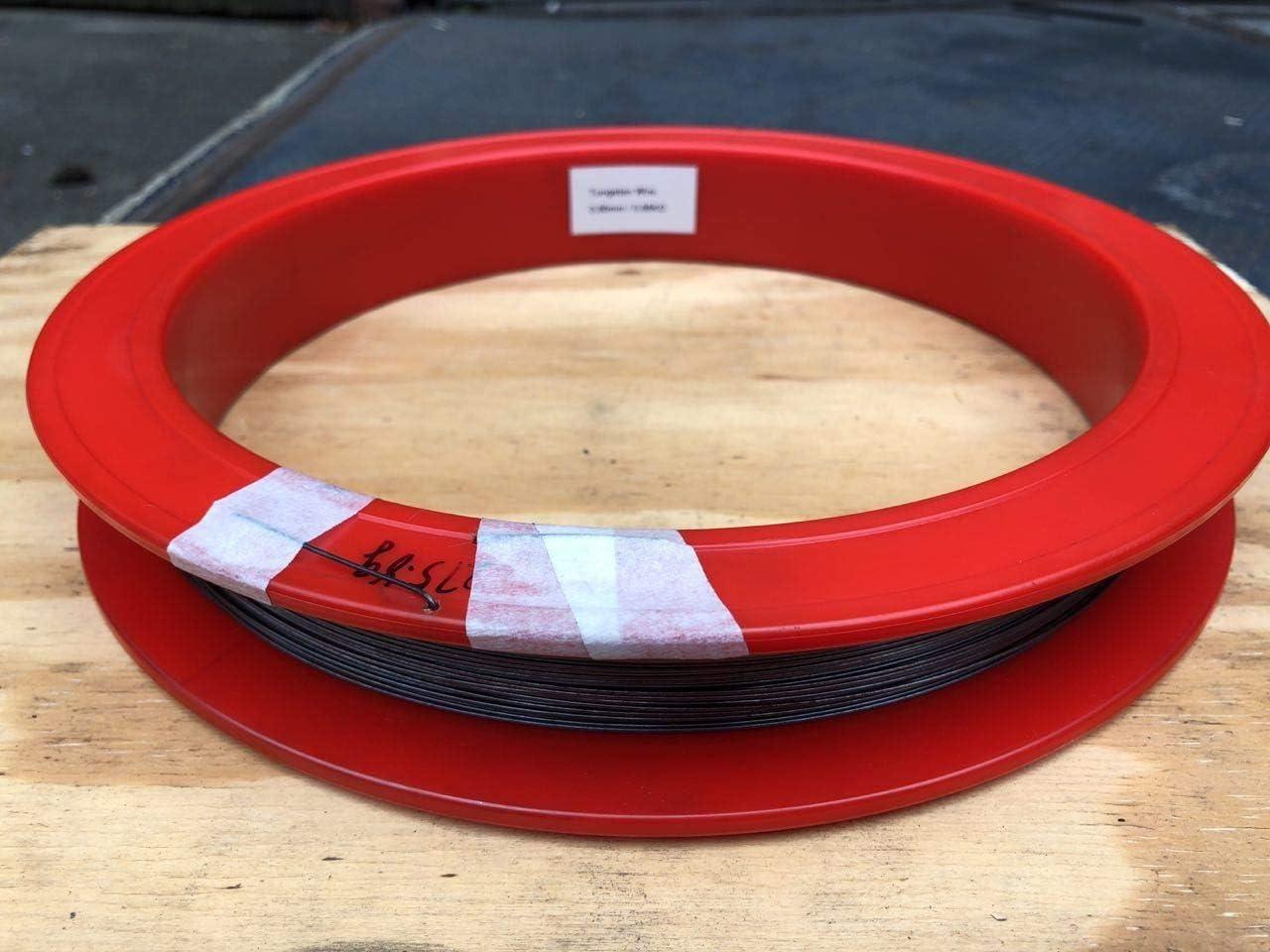 W 99.95 Fil de tungst/ène 99,95/% m/étal pur dia 0.05-2 mm