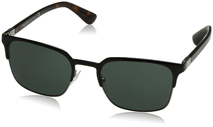Amazon.com: Prada PR 61ss del hombres anteojos de sol: Clothing