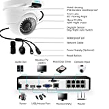 Reolink 4MP 8CH PoE Video Surveillance System, 4