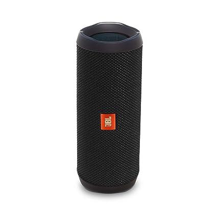 76cead4eacff JBL Flip 4 Waterproof Portable Bluetooth Speaker (Black)  Amazon.ca   Electronics