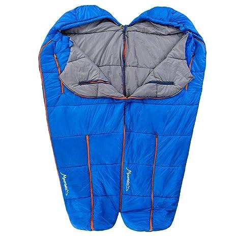 Homyl 1 Pedazo Saco de Dormir A Prueba de Agua para Montañismo Mutiusos Adulto Portatíl -