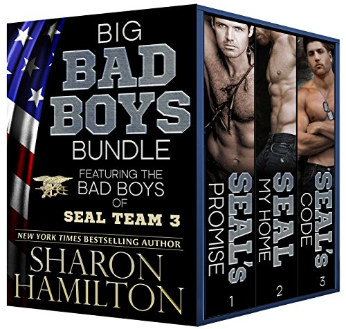 (Big Bad Boys Bundle, Bad Boys of SEAL Team 3: Bad Boys of SEAL Team 3)