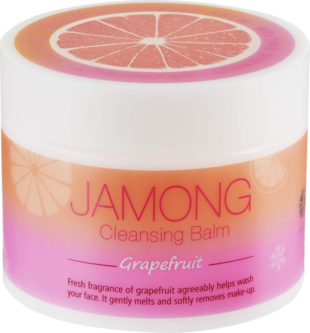 Hope Girl Jamong Grapefruit Cleansing Balm, 75 Gram