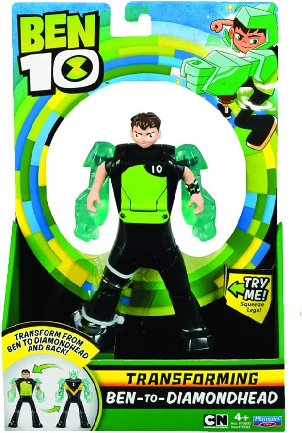 Ben 10 XL Super-Size Heroes Figure NEW CHOICE OF CHARACTER ONE SUPPLIED