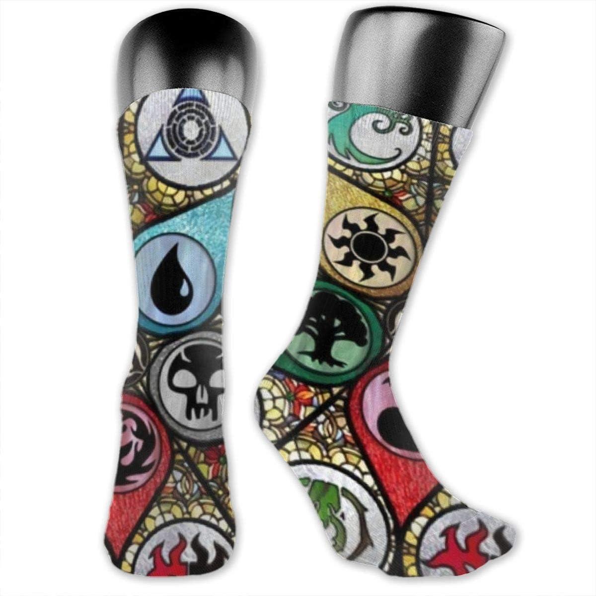 Magic The MTG Gathering Socks,High Ankle Socks Christmas Socks