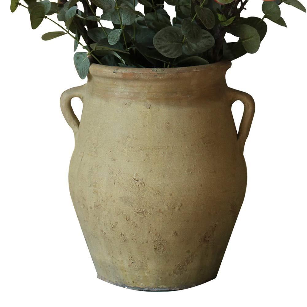 花のための花瓶グリーン植物結婚式の植木鉢の装飾ホームオフィスデスク花瓶花バスケットフロア花瓶 B07R9YX3MD